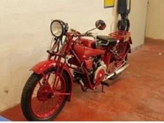 1930 Moto Guzzi sport 14 500cc