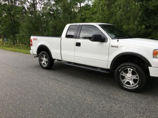 2006 Ford F150 FX4 5.4