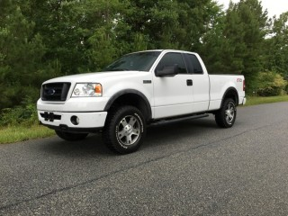 2006 Ford F150 FX4 5.4 SuperCab