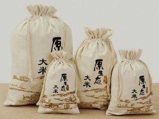 Cotton Flour Bag, Rice Packing Bag, Food Storage Bag, Wheat Packing Bag