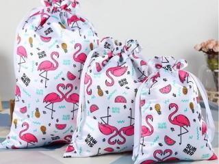 Cotton Muslin Bag, Party Favor Bag, Cotton Pouch, Gift Bag