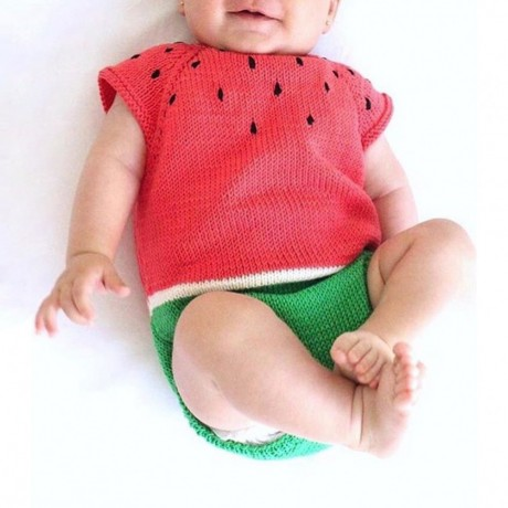 baby-girls-knitted-romper-toddler-cartoon-watermelon-short-sleeve-overalls-jumpsuit-big-0