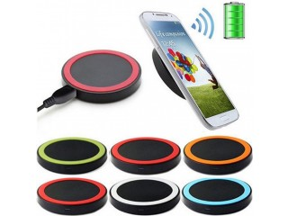 NEW Universal FAST Wireless Charger Qi Charging Pad for Mobile Phones 11 Colors $14.89 free shipping You save 17% off the regular price of $18.00