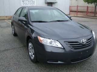 2008 TOYOTA CAMRY XLE LEATHER WOOD TRIM SUNROOF NAV 16K FOR SALE