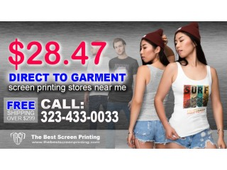 The Best Screen Printing & Embroidery