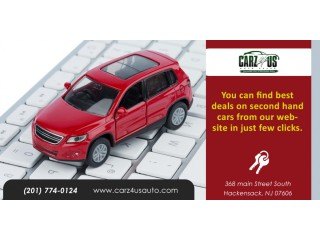 Used cars buying and selling in NJ