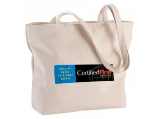 Get Custom Cotton Canvas Bags at Wholesale Price