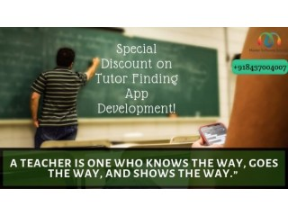 Tutor Finder App Development