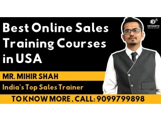 Online Sales Training Courses In USA - Yatharth Marketing Solutions