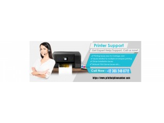 Solid Inkjet Printer Customer Support - +12-365-249-8712