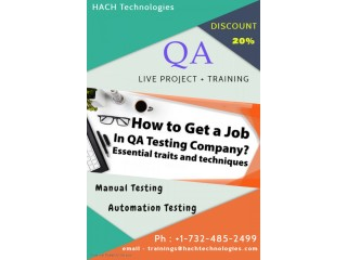 QA Online Training in South Dakota