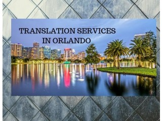 Translation Services in Orlando