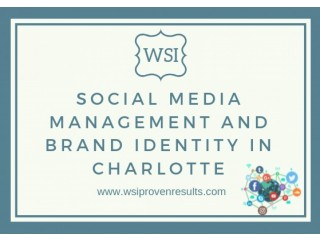Social Media Management and Brand Identity in Charlotte