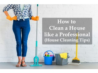 Move-Out Cleaning | Residential Cleaning Services
