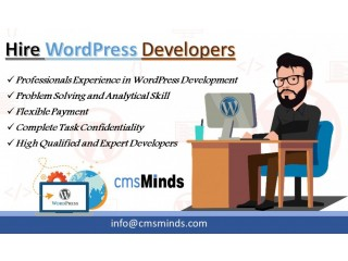 Hire WordPress Developers - cmsminds
