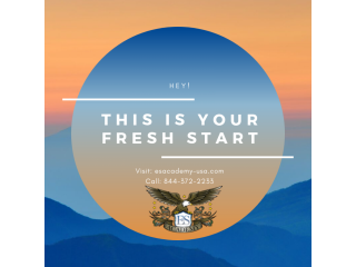 Hey! This Is Your Fresh Start! E & S Academy