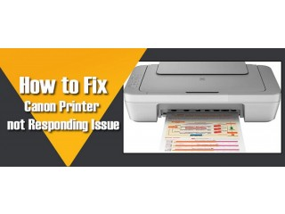 Canon Printer Not Responding |1-888-633-7151