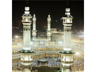 Deluxe Hajj Package in USA only in $9400