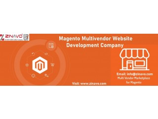 Magento Multivendor Website Development Company