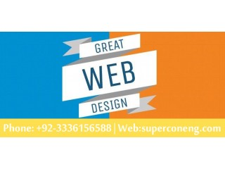 Affordable professional creative web design & Development