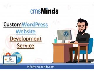 Custom WordPress Website Development Services & Company