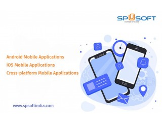 Top Mobile App Development Company USA | SPSOFT