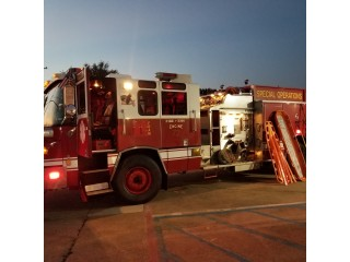 2003 HEAVY RESCUE FIRE TRUCK FOR SALE