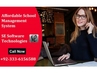 Affordable School Management System | SE Software Technologies |