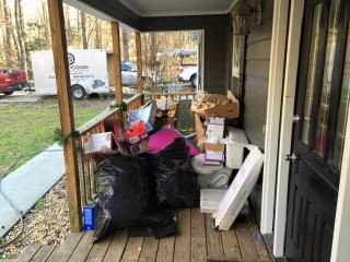 Yard Waste Removal Services In Snellville - The Junk Tycoons