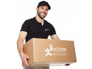 Same Day Courier Statesville, NC | Medical Courier Service