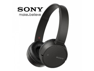 SONY WH-CH500 Stamina Wireless Bluetooth Headphones (with NFC and mic)