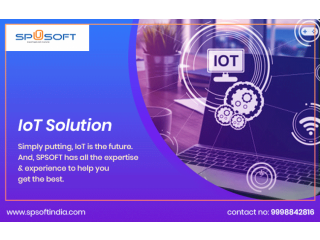 IoT solution provider company | SPSOFT