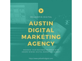 Enhance your business revenue with Austin Digital Marketing Agency