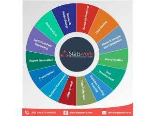 Data Analysis Services | Statistical Data Analysis | Statistical Consulting Firms - Statswork