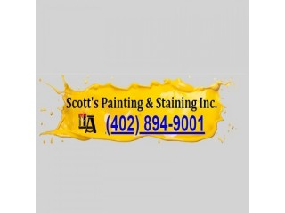 Scott's Painting & Staining Inc.