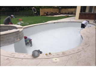 Professional Swimming Pool Resurfacing Service in Cape Coral