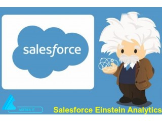 Salesforce Einstein Analytics Expertise Platform