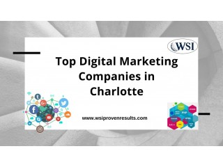 Digital Marketing Company in Charlotte, North Carolina