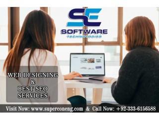 Best Web Design,Logo Design & App Design Company Near You |SE Software Technologies|