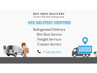 Courier Service Houston