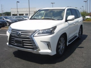 LEXUS LX 570 SUV Gulf Specs 2016 (White) FOR SALE