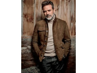 Jeffrey Dean Morgan Leather Jacket