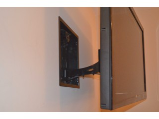 Wall mount installation the way you want