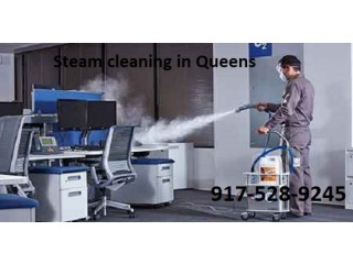 Steam Cleaning in Queens