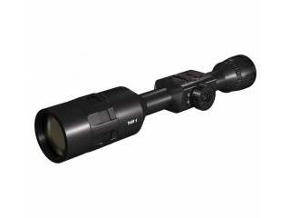 ATN THOR 4, 640X480 SENSOR, 4-40X THERMAL SMART HD RIFLE SCOPE (INDOOPTICS)