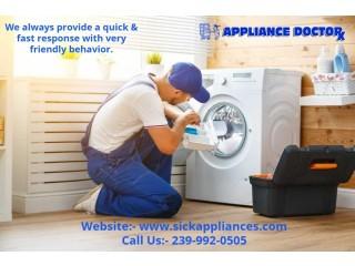 Find Fast Washing Machine Repair Service Bonita Springs