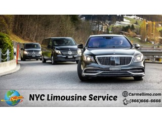 NYC Limousine Service – Airport Limousine Rental