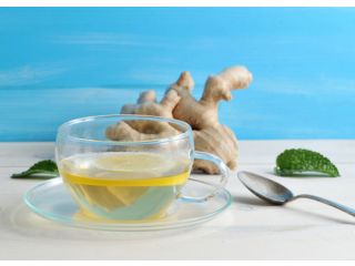 Turmeric green tea - Vahdam Teas