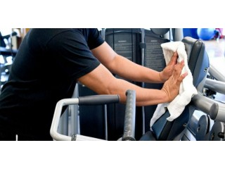 Gym Cleaning in Las Vegas