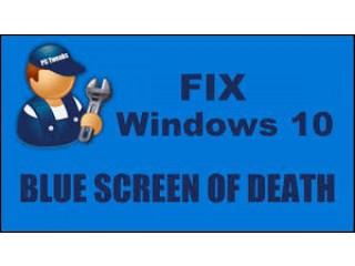 Windows 10 blue screen of death fix